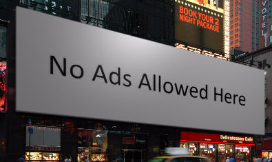 Our Answer To Ad Blockers